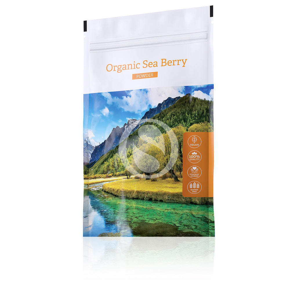 ORGANIC SEA BERRY Powder 100g biopersonalisiert*