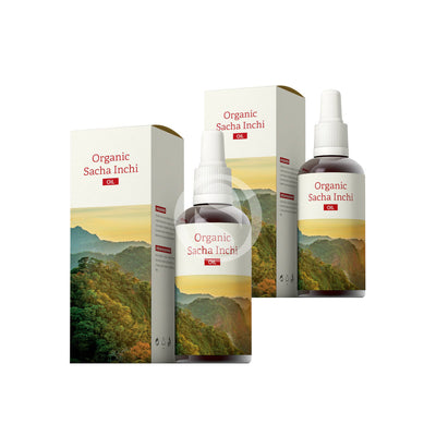 ORGANIC SACHA INCHI OIL 100ml SPARPACK