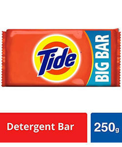 Tide Detergent Big Bar Soap, 250g
