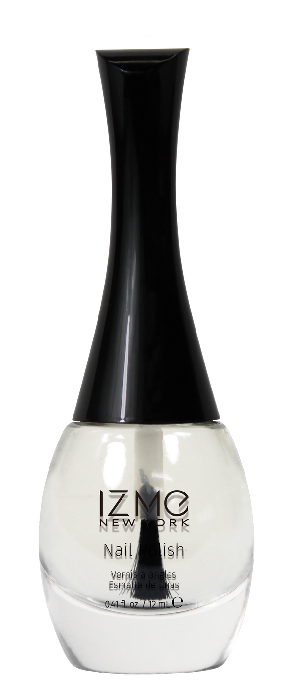 IZME New York Nail Polish – Fast Dry Top Coat – 0.41 fl. Oz / 12 ml