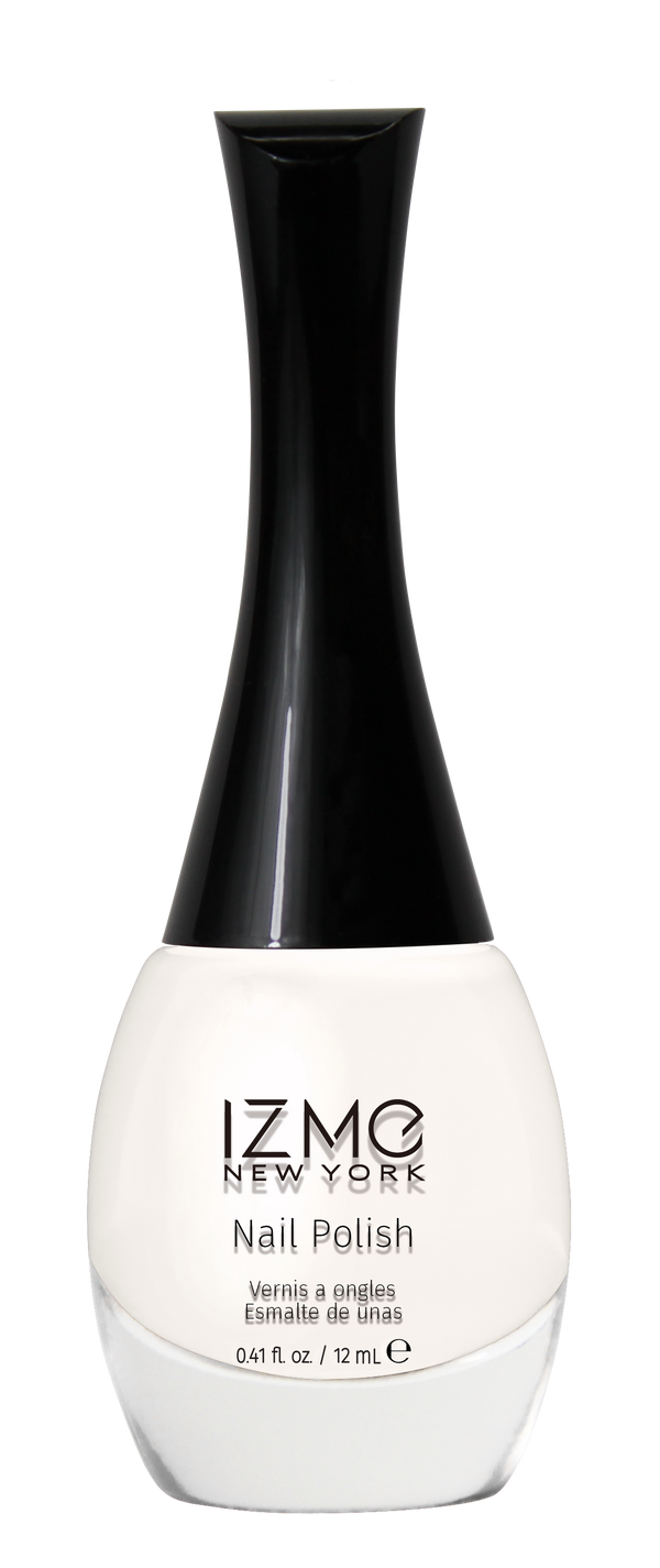 IZME New York Nail Polish – Snow White – 0.41 fl. Oz / 12 ml