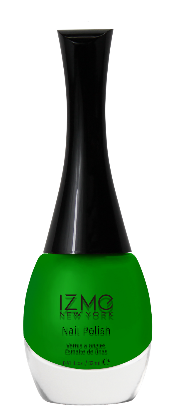 IZME New York Nail Polish – Green Tea – 0.41 fl. Oz / 12 ml