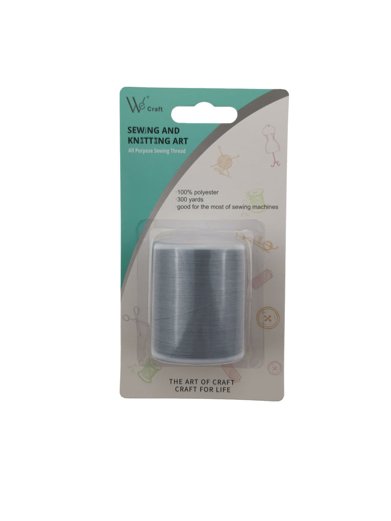 All Purpose Sewing Thread Gray