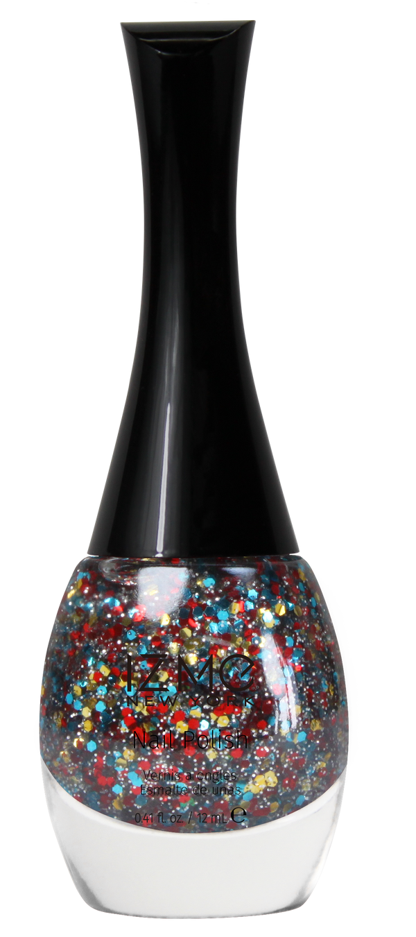 IZME New York Nail Polish – New York Party – 0.41 fl. Oz / 12 ml