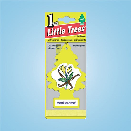 Little Trees Vanillaroma Air Freshener, 1 ct.