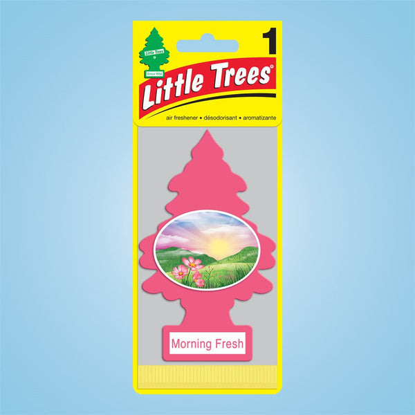 Little Trees Morning Fresh Air Freshener, 1 ct.
