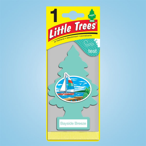 Little Trees Bayside Breeze Air Freshener, 1 ct.