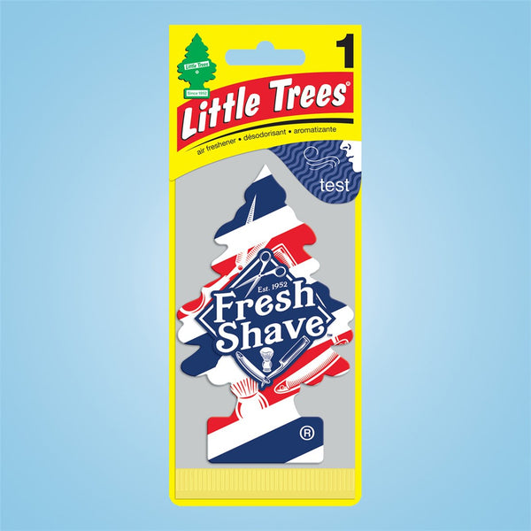 Little Trees USA Design Scent Air Freshener, 1 ct.