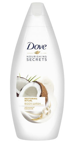 Dove Nourishing Secrets Restoring Ritual Body Wash, 500ml