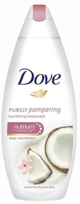 Dove Coconut Milk & Jasmine Petals Body Wash, 500ml