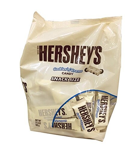 Hershey's Cookies 'n' Cream Miniatures, 3.0 oz