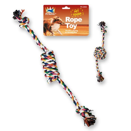 Dog Knotted Rope Toy, 1-ct.