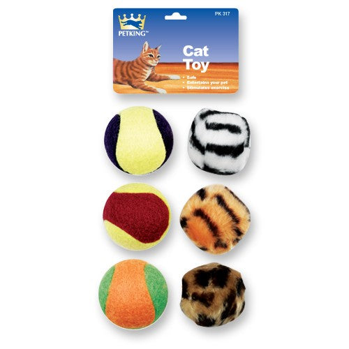 Cat Toy Ball, 1-ct.