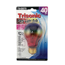 40 Watt Multi-Color Party Light Bulb