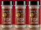 Spice It Family Size Fish Seasoning, 4.75 oz (Pack of 3)