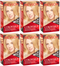 Revlon ColorSilk Beautiful Color™ Hair Color - 74 Medium Blonde (Pack of 6)