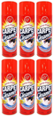 Heavy Traffic Carpet Cleaner Foam, 13 oz. (Pack of 6)