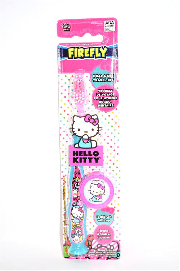 Hello Kitty Toothbrush For Kids