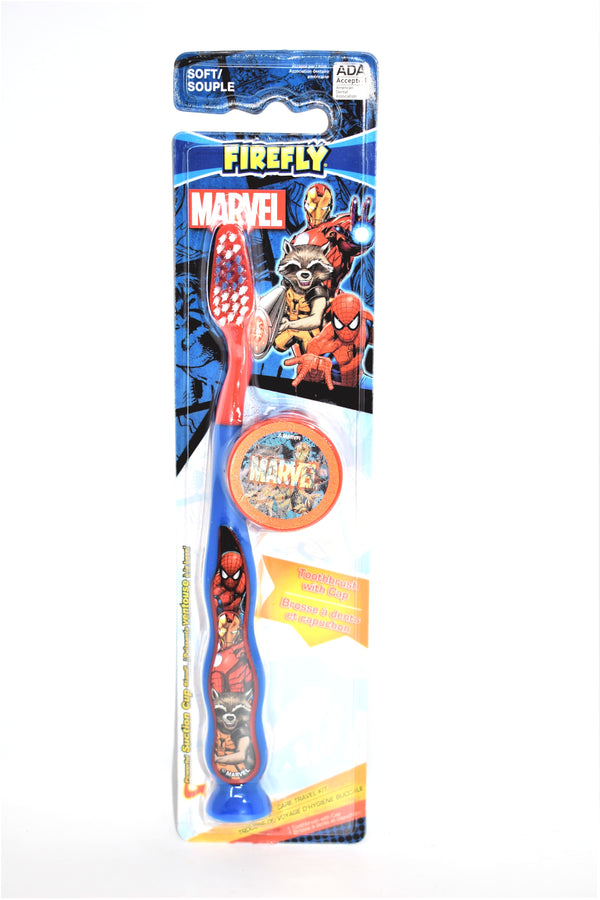 Marvel Firefly Toothbrush For Kids