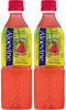 Aloevine Watermelon Drink, 500 ml (Pack of 2)
