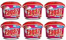 Antibacterial Lavaplatos Zagaz Frutos Rojos, 425g (Pack of 6)