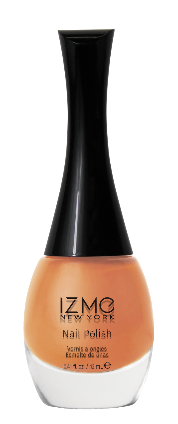 IZME New York Nail Polish – Cappuccino – 0.41 fl. Oz / 12 ml