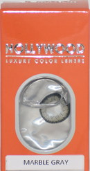 Hollywood Luxury Marble Gray Color Lenses
