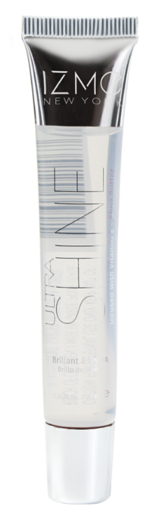 IZME New York Tube Lip Gloss – Clear – 0.34 oz. / 10 ml