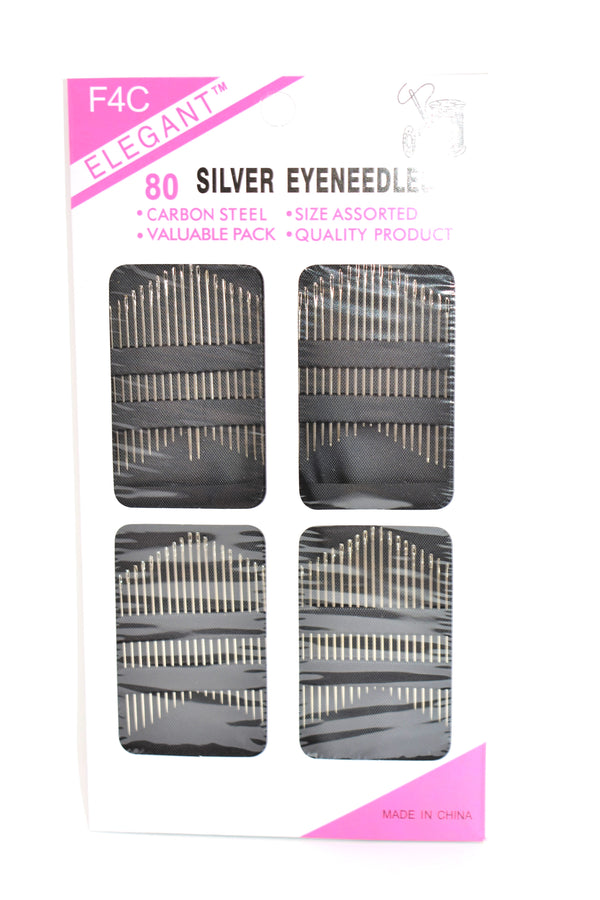 Assorted Straight Sewing Needles, 80-ct.