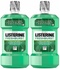 Listerine Antiseptic Mouthwash Freshburst, 500 ml (Pack of 2)