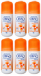 Garnier Obao for Women Intense Deodorant, 2.3 oz. (Pack of 6)