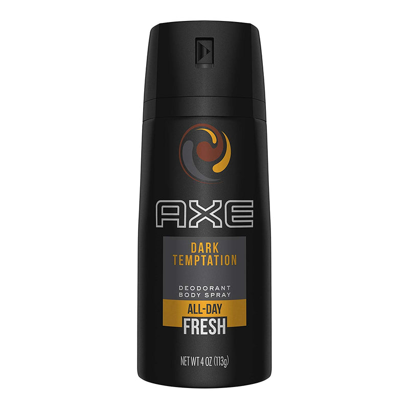 Axe Dark Temptation Deodorant + Body Spray, 150ml
