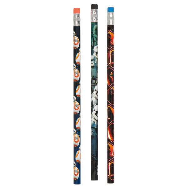 Star Wars Episode VII Pencils, 12ct
