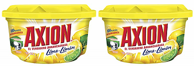 Axion Lime Lemon Grease Stripper, 425 g (Pack of 2)