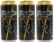 Adrenaline Rush Energy Drink, 10 oz. (Pack of 3)