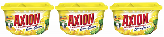 Axion Lime Lemon Grease Stripper, 425 g (Pack of 3)