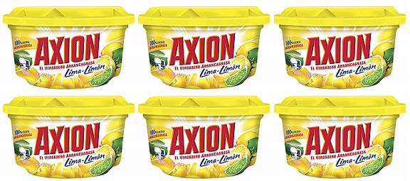 Axion Lime Lemon Grease Stripper, 425g (Pack of 6)