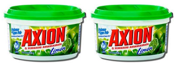 Axion Limon Arrancagrasa Grease Stripper, 235 g (Pack of 2)