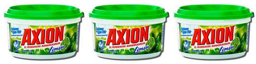 Axion Limon Arrancagrasa Grease Stripper, 235 g (Pack of 3)