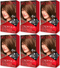 Revlon ColorSilk Beautiful Color™ Hair Color - 41 Medium Brown (Pack of 6)