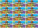 Mike and Ike Mega Mix 10 Flavors, 5 oz (Pack of 12)