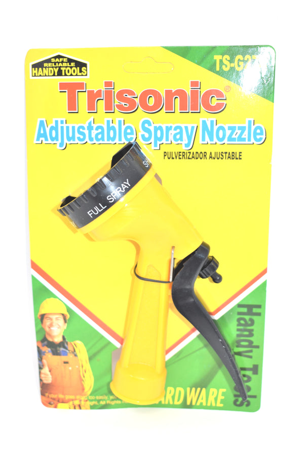 Adjustable Spray Nozzle