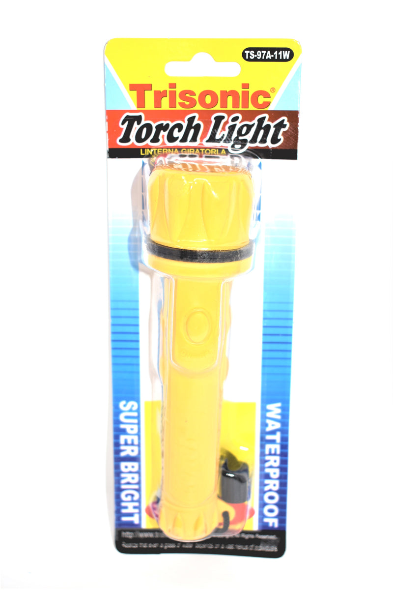 Super Bright Waterproof Torch Light Flashlight