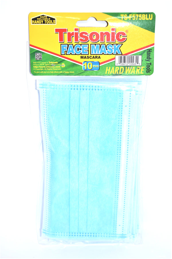 Face Mask, 10-ct.