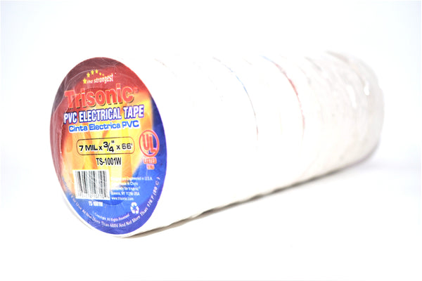 Electrical PVC Tape, 66 ft.