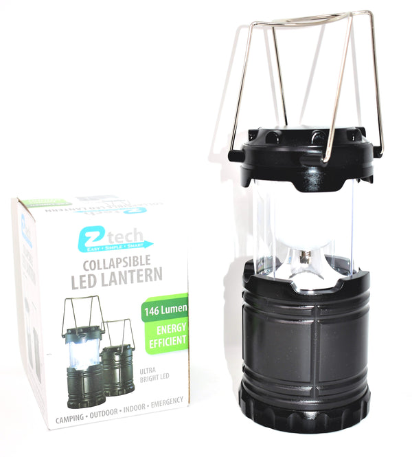 Collapsible LED Lantern 146 Lumen Energy Efficient Ultra Bright LED