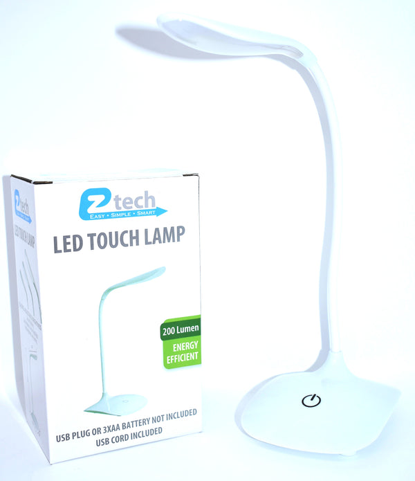 LED Touch Lamp 200 Lumen Energy Efficient