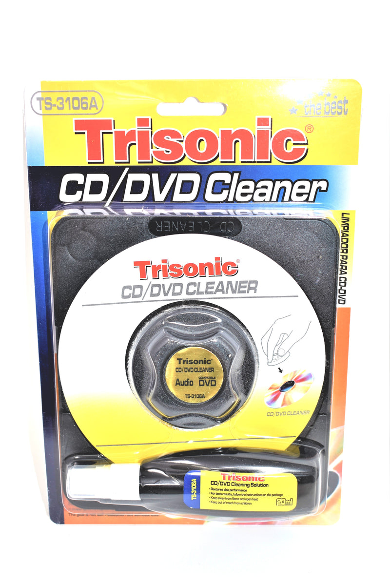 CD/DVD Cleaner Kit