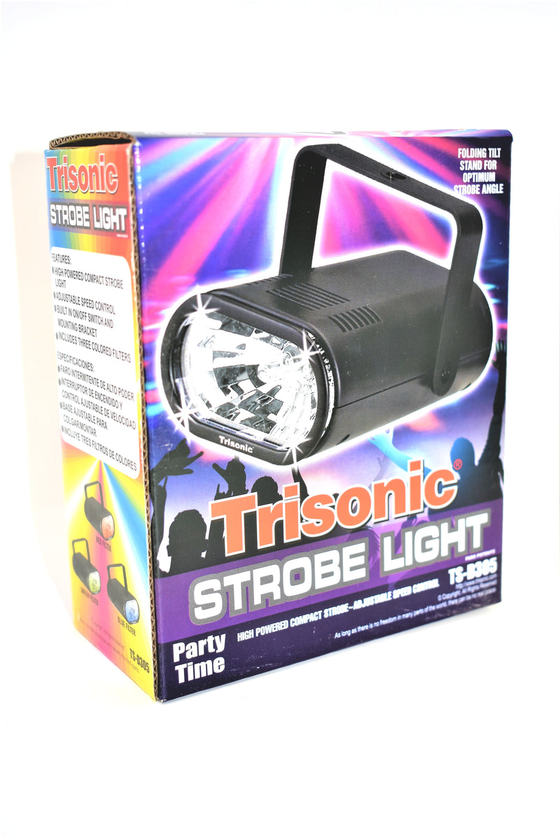 High Powered Compact Strobe Light