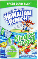 Hawaiian Punch Sugar Free Green Berry Rush, 0.73 oz